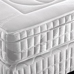 Matras in mousse, groot evenwichtig luxe comfort, met topdekmatras inbegrepen REVERIE PREMIUM