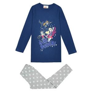Pijama de 2 peças, 6 - 12 anos DC COMICS