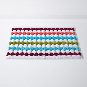 Multicolor badmatje DOT, in katoen (1700g/m²) La Redoute Interieurs