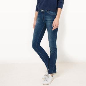 Jean droit, taille normale, longueur 31 LEE