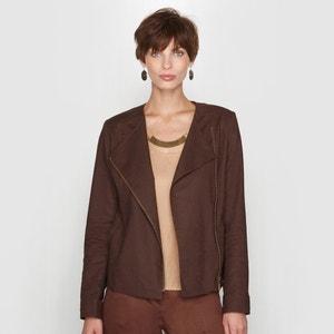 Zip-Up Jacket ANNE WEYBURN