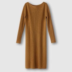 Robe tricot manches longues R essentiel