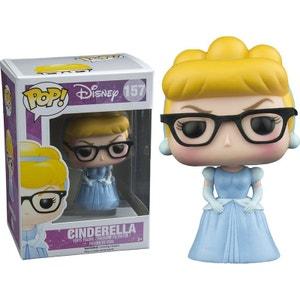 CENDRILLON Figurine POP! Disney Vinyl Cinderella Nerd (Hipster) 9 cm FUNKO
