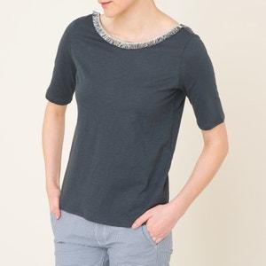T-shirt FRANGINES BLUNE