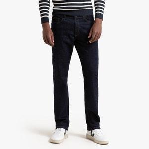 Rechte jeans DANIEL in stretch denim