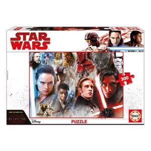 Puzzle 300 pièces : Star Wars : Les derniers Jedi EDUCA