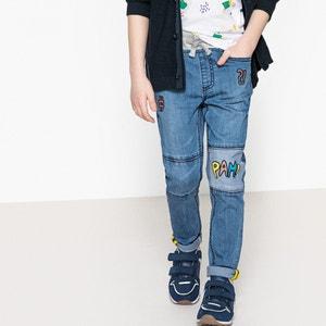 Jeans da infilare da 3 a 8 anni La Redoute Collections