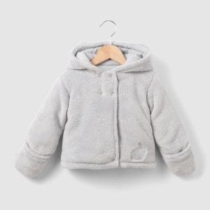 Manteau polaire à capuche 0 mois-3 ans R Edition