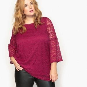 Lace T-Shirt CASTALUNA