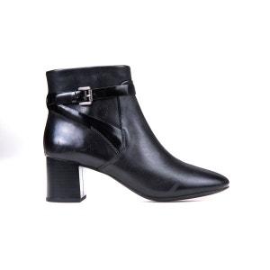 Boots cuir Audalies GEOX