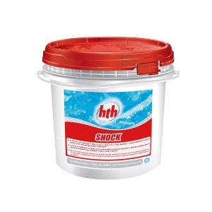 Chlore choc HTH 5Kg Shock poudre HTH