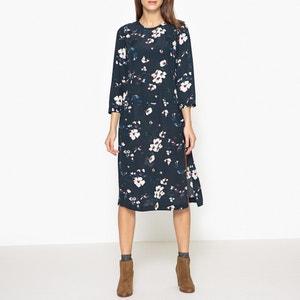 Bedrukte lange jurk HEISHO BELLEROSE