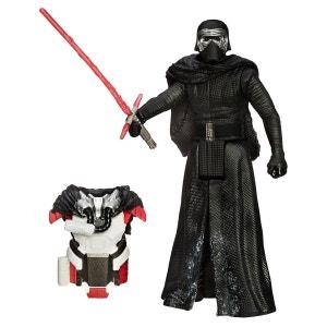 Figurine Star Wars avec arme et combinaison : Kylo Ren HASBRO