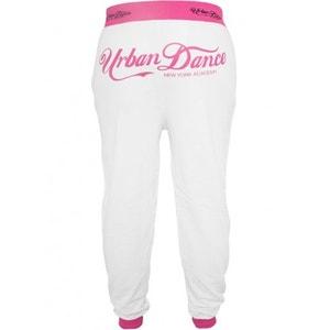 Bas de jogging Urban Dance NY Academy Blanc - Neon Rose URBAN DANCE