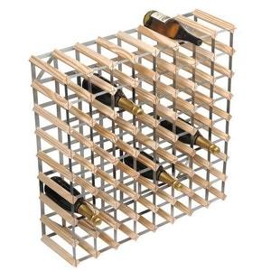 Étagère à vin RTA pour 72 bouteilles- Pin RTA