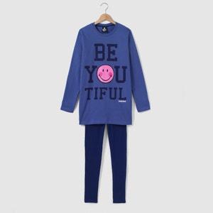 Pyjama, 10-16 Jahre SMILEY