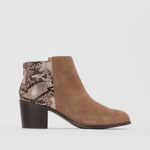 Boots con tacco CASTALUNA