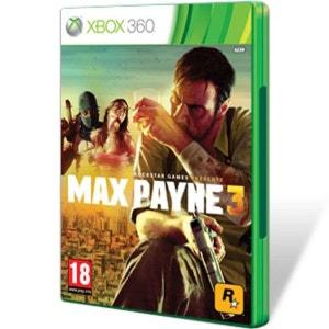 Max Payne 3 XBOX 360 ROCKSTAR GAMES