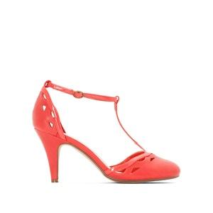 Zapatos de tacón estilo salomé CASTALUNA
