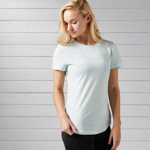 T-shirt maniche corte logo Reebok REEBOK