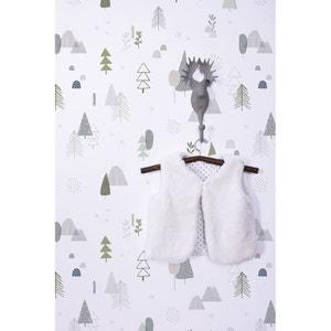 Papier peint enfant Arbres de forêt LILIPINSO