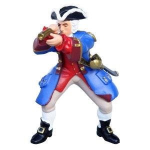 Figurine Capitaine de la Marine du Roy PAPO