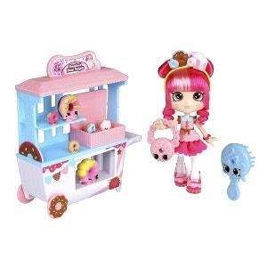 Figurine Shopkins Shoppies : Coffret Donut GIOCHI PREZIOSI