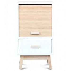 table de chevet scandinave la redoute. Black Bedroom Furniture Sets. Home Design Ideas