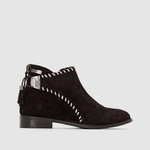MAGNOLIA Leather Boots LES TROPEZIENNES PAR M.BELARBI