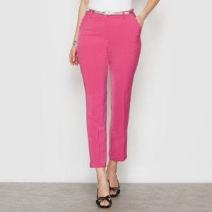 Crêpe 7/8 Trousers ANNE WEYBURN