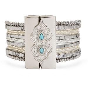 Bracelet femme Santafe silver HIPANEMA
