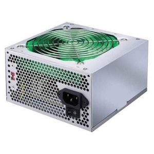 Alimentation 750W, thermo-régulée, silencieuse, CE+TÜV, Ventilateur 12cm, 4xSATA, PCI-E, 20+4 pins, boite retail (MPT-7500) DEVOLO