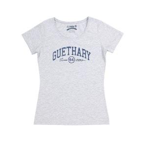 Tee-shirt femme GUETHARY CITY 64