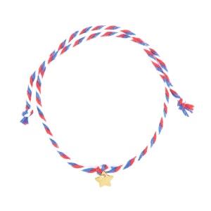 Bracelet French Grigri - étoile NILAI
