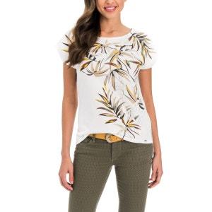 T-shirt imprimé fleurs SALSA