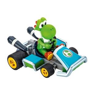 Voiture radiocommandée : Mario Kart 7 : Yoshi CARRERA