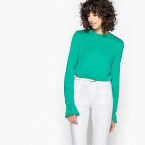 Bluza z ozdobnymi rękawami MADEMOISELLE R