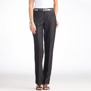 Jeans, stretch keperstof, binnenpijplengte 78 cm ANNE WEYBURN