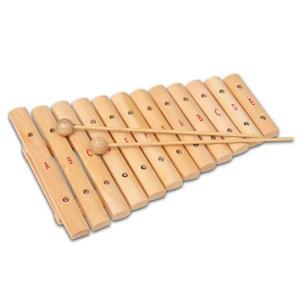 Xylophone en bois BONTEMPI
