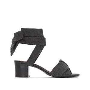 Sandale talon moyen CASTALUNA