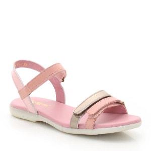 Sandales cuir fille KICKERS
