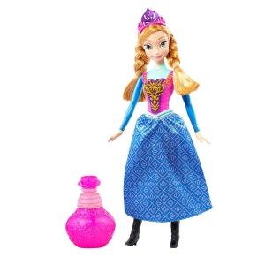 La Reine des Neiges - Princesse Anna Couleur Royale - MATBDK31BDK32 MATTEL