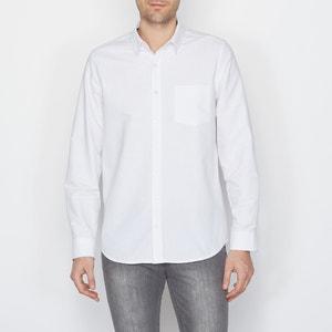Camisa oxford corte direito R essentiel