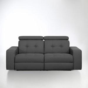 Relax canapé in half geweven katoen, Julema La Redoute Interieurs