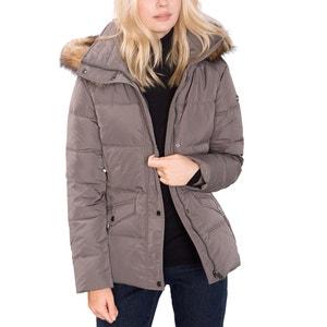 Belted Padded Jacket ESPRIT