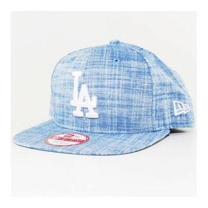 Casquette New Era LA Dodgers Chambray 950 Bleu NEW ERA CAP