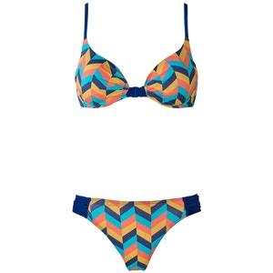 Bikini, grafisches Muster PLAGE DU SUD