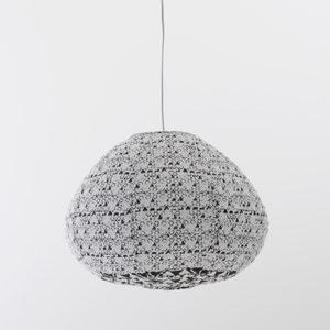 Pantalla de lámpara de algodón, Zalie La Redoute Interieurs