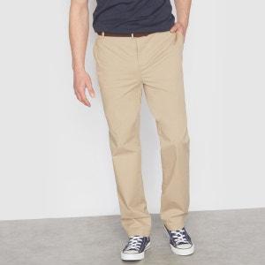 Pantalon chino stretch L. 1 (jusqu'à 1m87) CASTALUNA FOR MEN