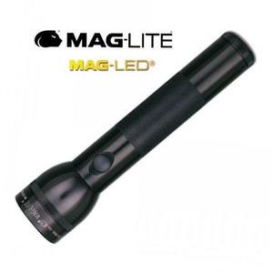 Lampe Torche de Poche ML2 Maglite a LED - Noire - 25 cm - Economie Energie MAGLITE
